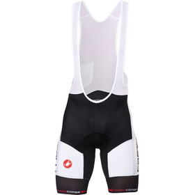 Castelli Inferno Short de cyclisme Homme, black/white